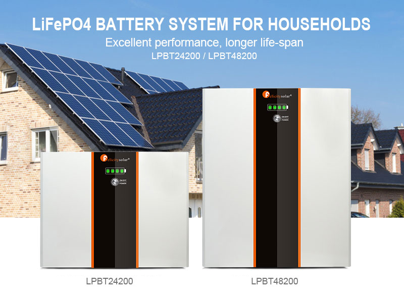 Lithium LiFePo4 Battery