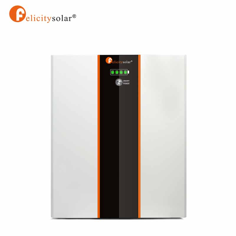 Lifepo4 Power Wall Lithium Battery