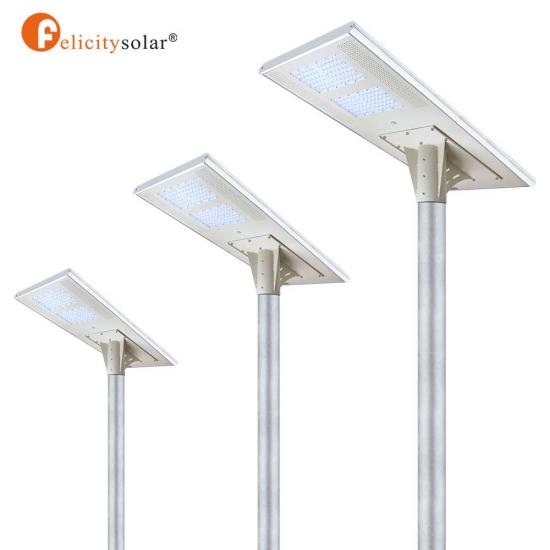 LED Solar Street Light 60w All In One System